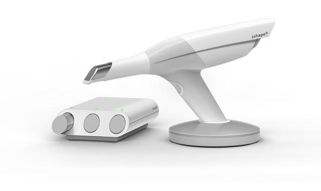 Wireless Trios Scanner