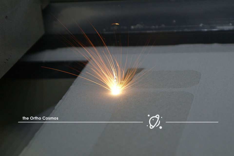 3d Metal Printing >> Introduction to Selective Laser Sintering - The Ortho Cosmos