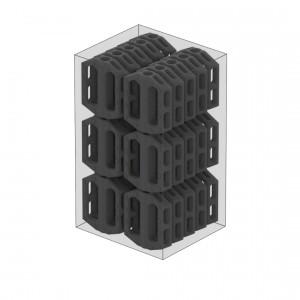 SLS Build Volume