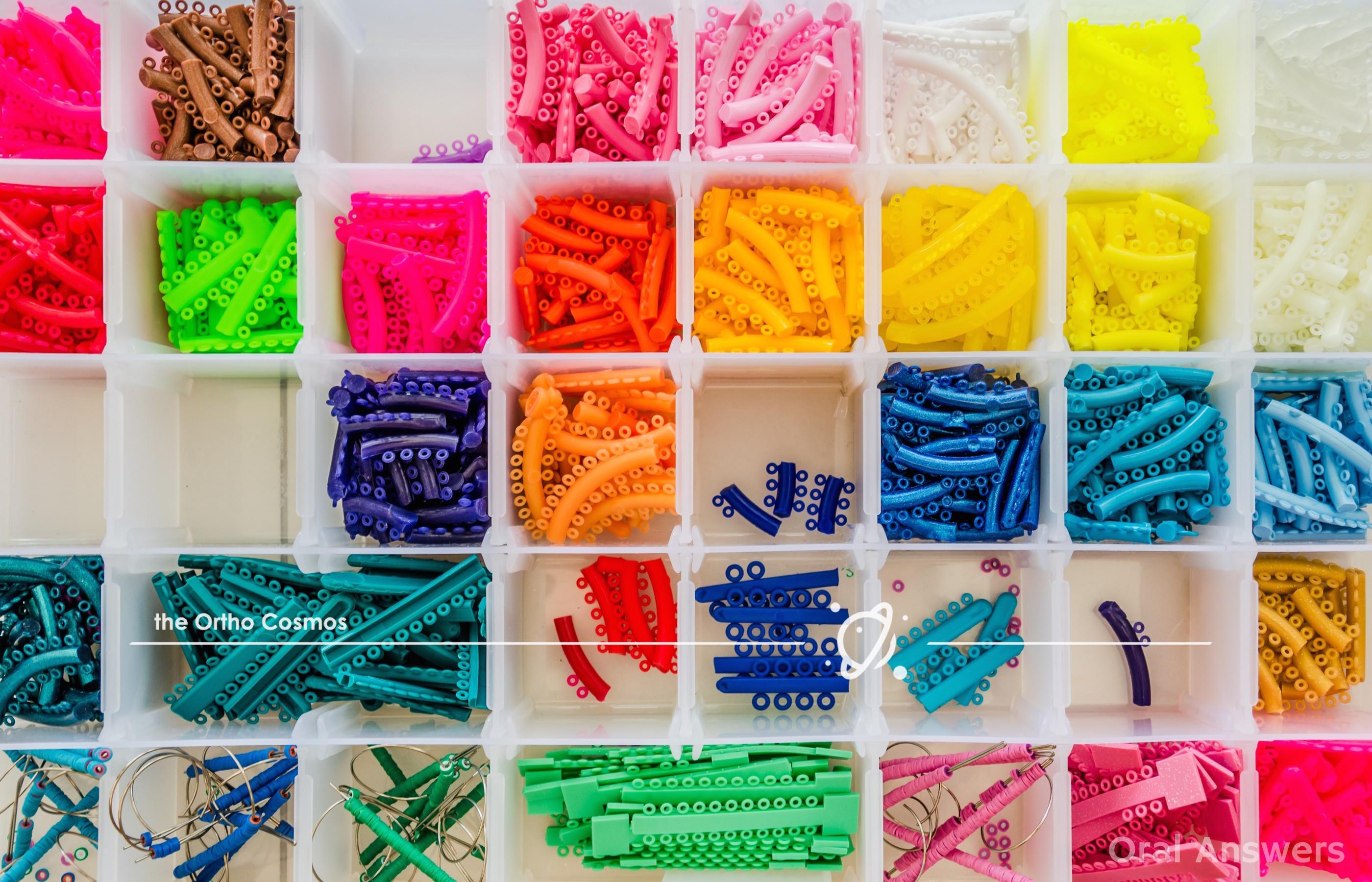 Different Braces Colors