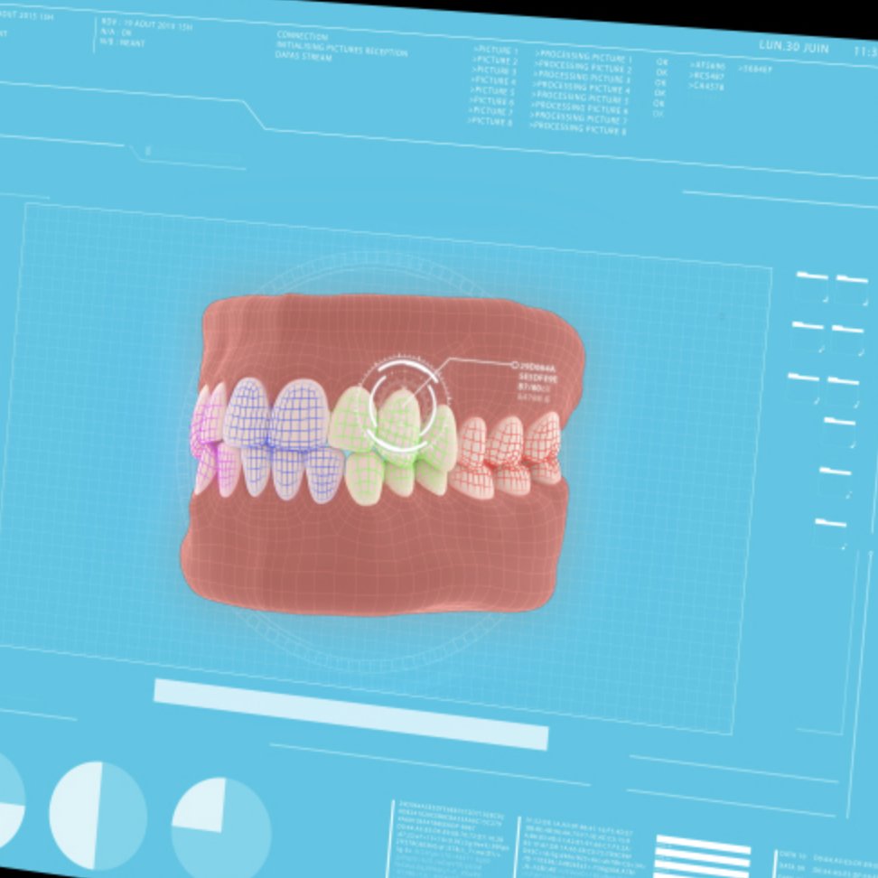 Augmented Reality in Orthodontics - The Ortho Cosmos
