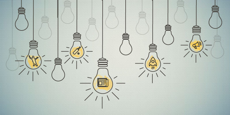 Idea Lightbulbs